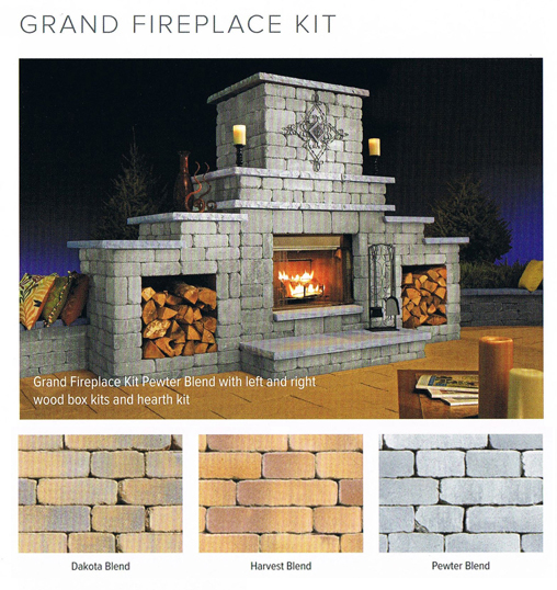 Awesome Fire Features Patterson Hardscape Supply Co Download Free Architecture Designs Lectubocepmadebymaigaardcom
