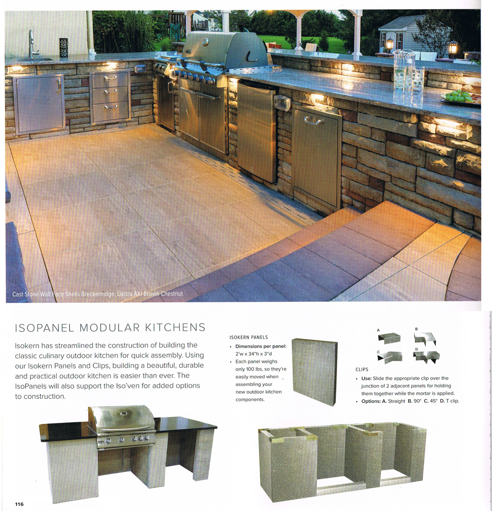 Outdoor Kitchens - Patterson Hardscape & Supply Co.