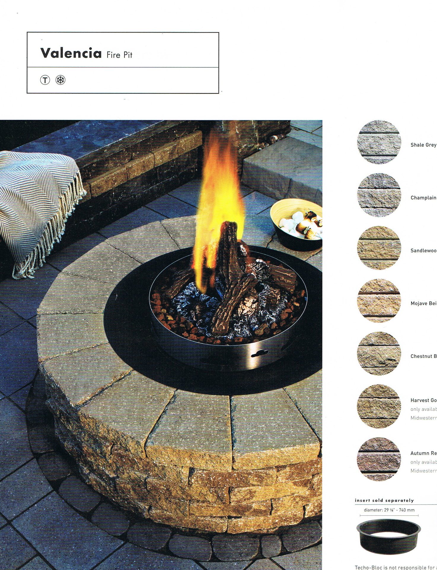 fire features patterson hardscape supply co